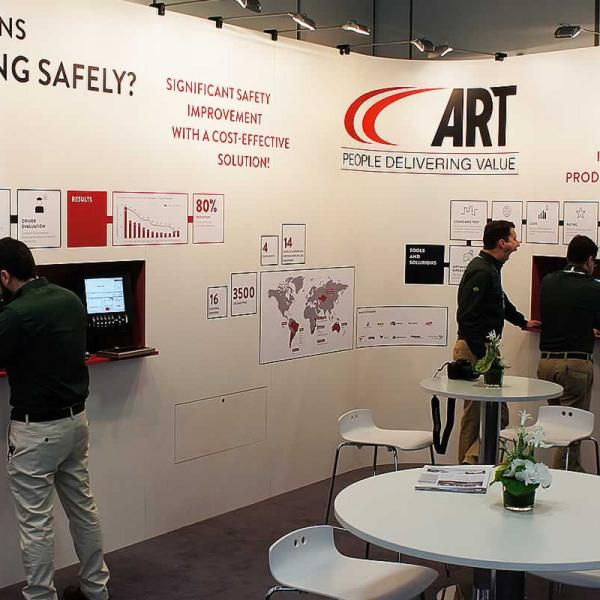 ALTA RAIL TECH – INNOTRANS