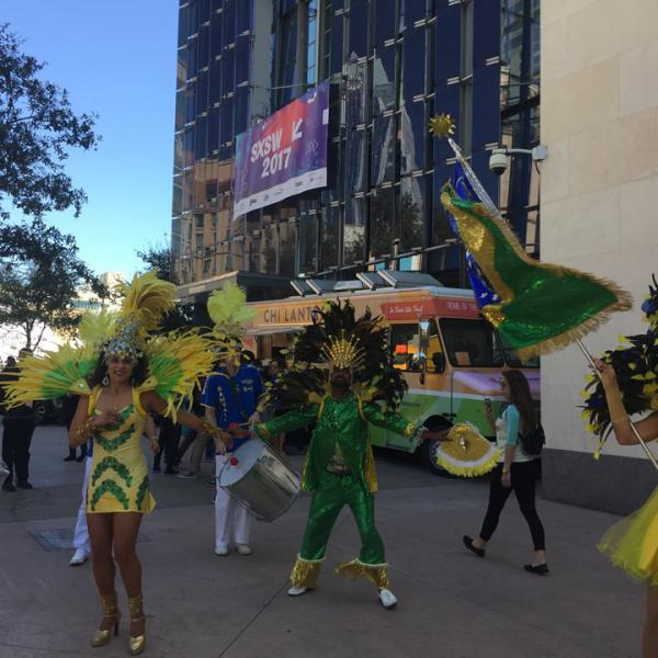 CI&T PRESENTS : AGILE CARNIVAL AT SXSW 2017